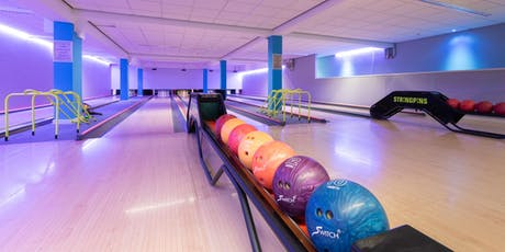 Bowling - Breakfast - Networking tickets