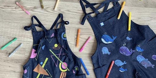 Back by popular demand: Personalise your Dungarees!