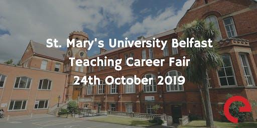 St. Mary's University Belfast Teaching Career Fair
