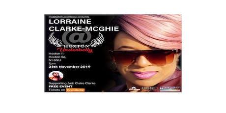 Lorraine Clarke-McGhie Showcase (LCM) tickets