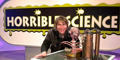 Nick Arnold's Horrible Science Show - Beeston Library