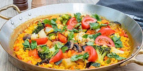 Spanish Tapas and Paella Feast - Team Building by Cozymeal™ tickets