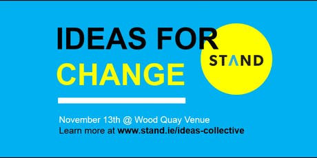 Ideas for Change tickets
