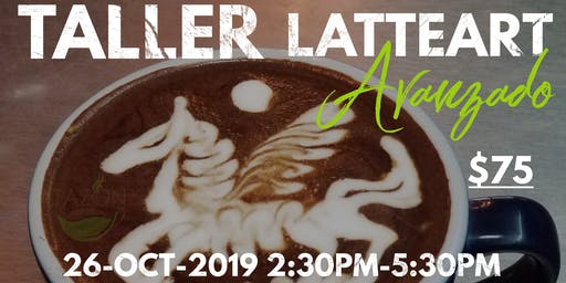 Taller de LatteArt Avanzado