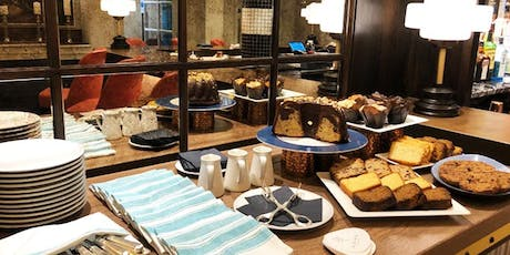 COWORKING AND CAKES AT SLOANE PLACE tickets