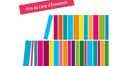 Journée du Livre d'Économie billets