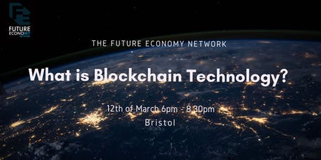 What is Blockchain Technology? Evening Event tickets