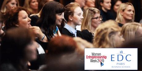 Pourquoi l'Entrepreneuriat au féminin est aussi une affaire d'hommes ? billets