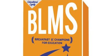 The Breakfast of Champions for Education tickets