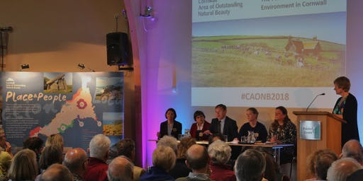 Cornwall Area of Outstanding Natural Beauty (AONB) Annual Conference 2019