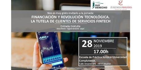 Financiación y revolución tecnológica. entradas