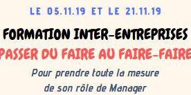 """Management """"Passer du Faire au Faire-Faire"""" Jour 2"""