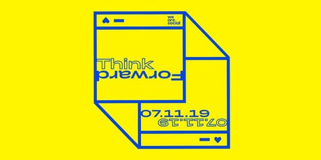 THINK FORWARD >> 2020 tickets
