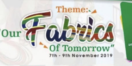 """NIDO Europe Presents """"Our Fabrics of Tomorrow"""" tickets"""