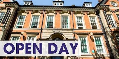 RHACC Open Day 9th January