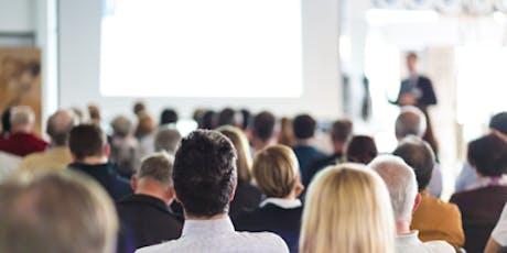 FIS Regional Meeting - Manchester tickets