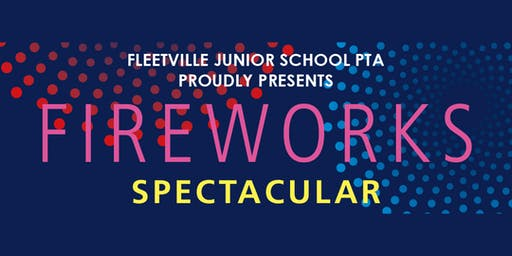 Fleetville Fireworks 2019!