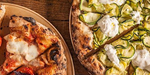 Workshop Pizza bakken