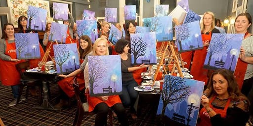 Winter Lights Brush Party - High Wycombe