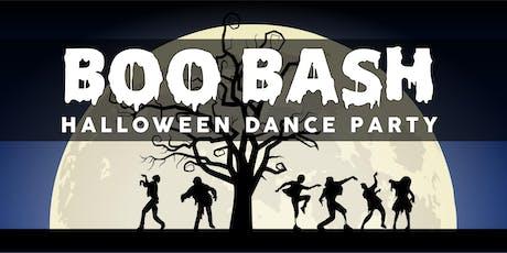 Halloween Boo-Bash tickets