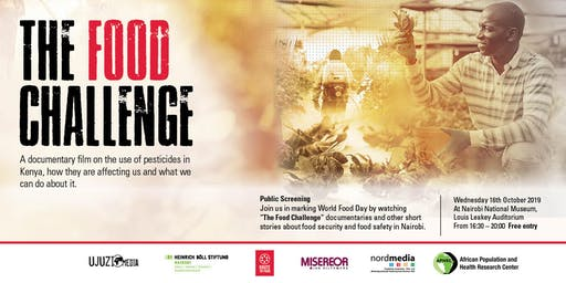 The Food Challenge Public Screening