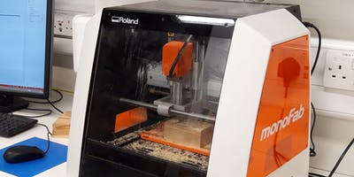 Wheatstone Desktop Milling Machine Training