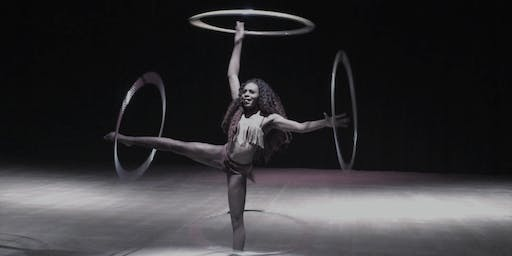 Hula Hooping Workshop with Symoné