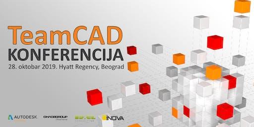 TeamCAD konferencija 2019