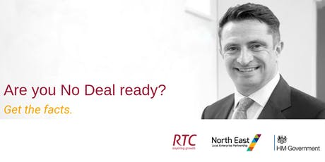 Are you No Deal ready? Get the facts. tickets