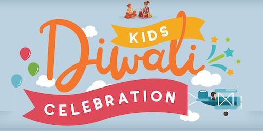 Kids Diwali Celebration 2019