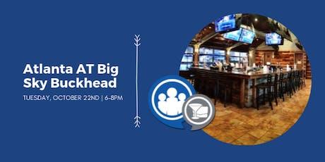 Network After Work Atlanta at Big Sky Buckhead tickets