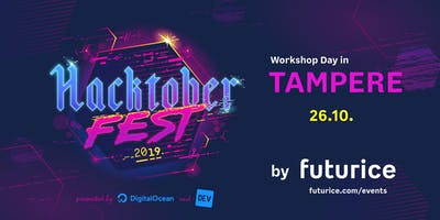 Hacktoberfest x Futurice Tampere
