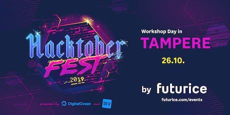Hacktoberfest x Futurice Tampere tickets