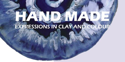 HANDMADE – Expressions in clay and colour