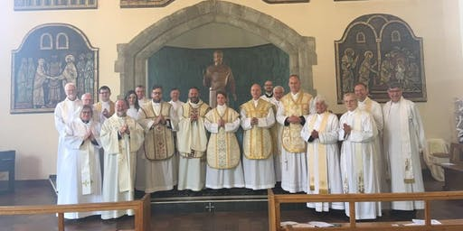 2020 Sodality of Mary Annual Residential Chapter