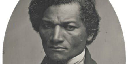 Strike for Freedom: Frederick Douglass in Scotland - Black History Month