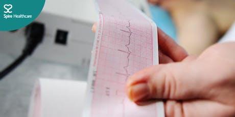 Meet the Expert: Heart concerns tickets