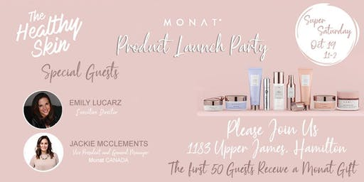 The Healthy Skin Revolution Launch Party - Monat in HAMILTON, ON