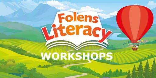 Stephen Graham Literacy Workshop 2019 - Louth