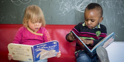 CONFERENZA Open the Door for Reading: Early childhood and reading.
