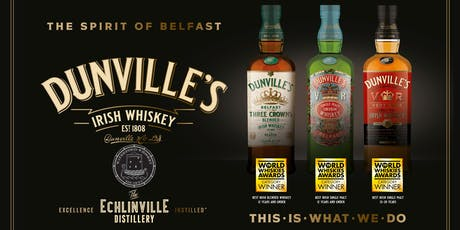 The Echlinville Distillery whiskey tasting tickets