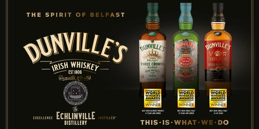 The Echlinville Distillery whiskey tasting