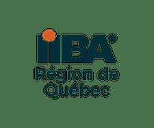 IIBA Région de Québec logo