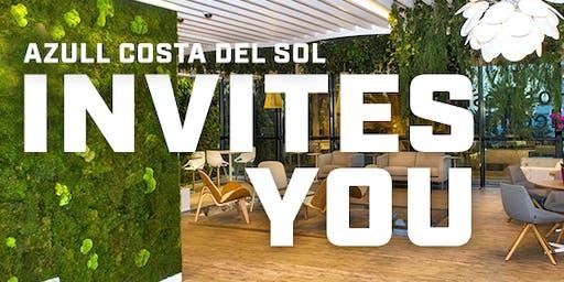Azull  infosessie Marbella  do 7 november - 10.30u