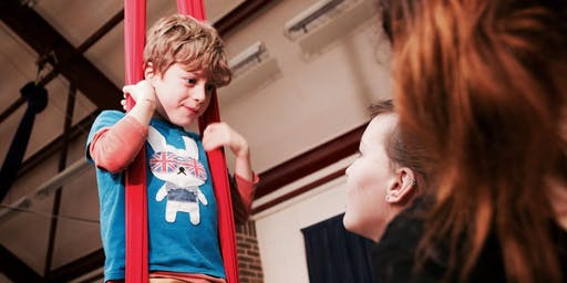 Youth Circus Workshop - Tuesday October 29th