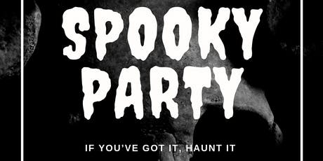 Spooky Party tickets