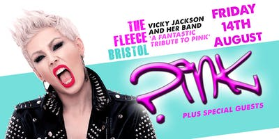 PINK Tribute - Vicky Jackson & Her Band