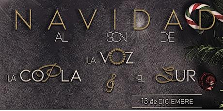 Navidad al Son de La Voz, La Copla y el Sur entradas