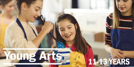 PCA - Saturday Arts Club 11-13yrs, Animation Make, Apr-May tickets