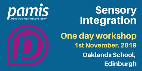 PAMIS Sensory Integration tickets